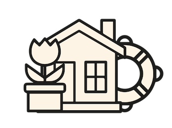 picto Tout pour équiper ou décorer sa maison et son jardin